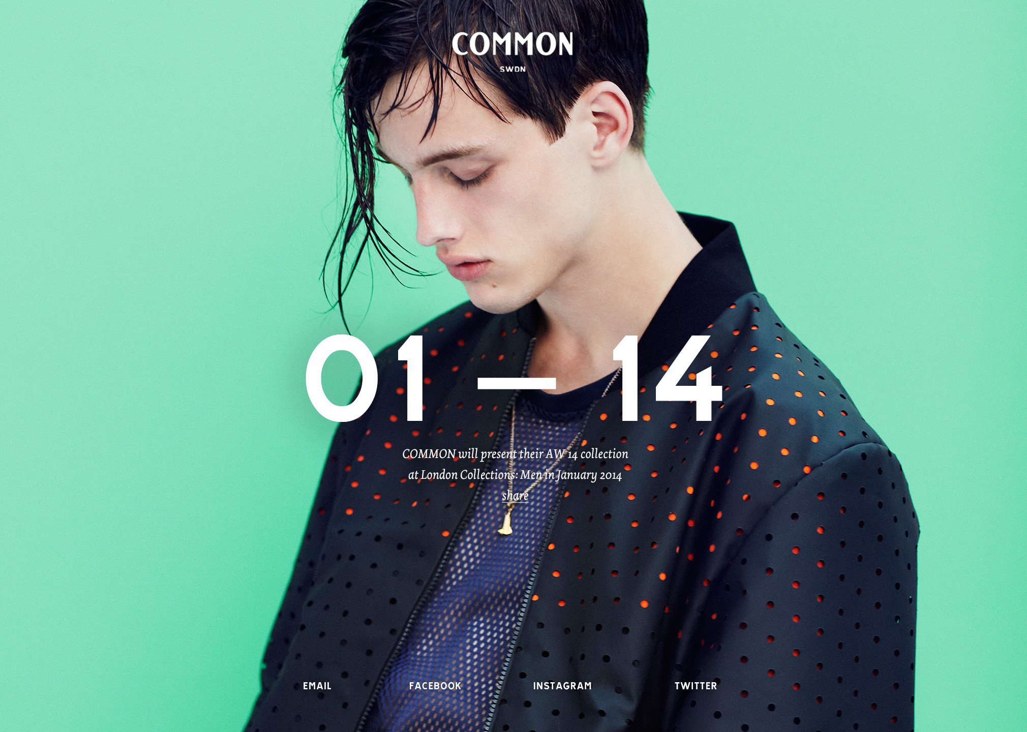 Common – website